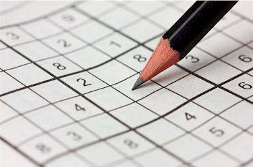 Print Sudoku Puzzles - Hundreds of Sudoku puzzles that you can print for all levels.